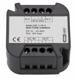 Analog 1-10 V Mini PWM Dimmer 1-Kanal
