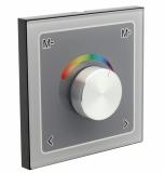 Glass Touch Wheel PWM Dimmer RGB 3-Kanal