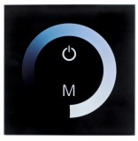 Glass Touch PWM Dimmer Mono 1-Kanal