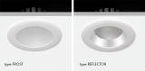 DOWNLIGHT POLLUX 145 ROUND - Type Frost / Reflector